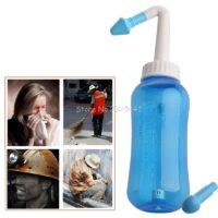 Бутылка емкость для промывания носа