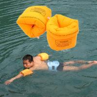 Детские нарукавники для плавания