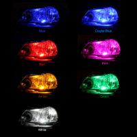 Светодиодные лампы W5W T10 в габариты и подсветку номеров