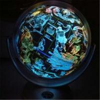Светодиодный Глобус (ночью показывает карту созвездий)