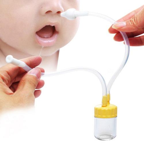 Аспиратор назальный детский
