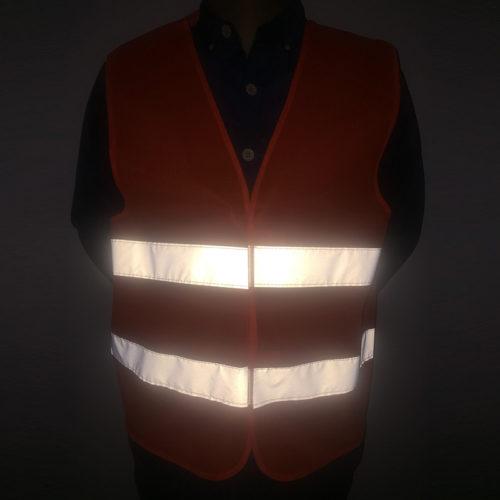 Жилет светоотражающий для водителей