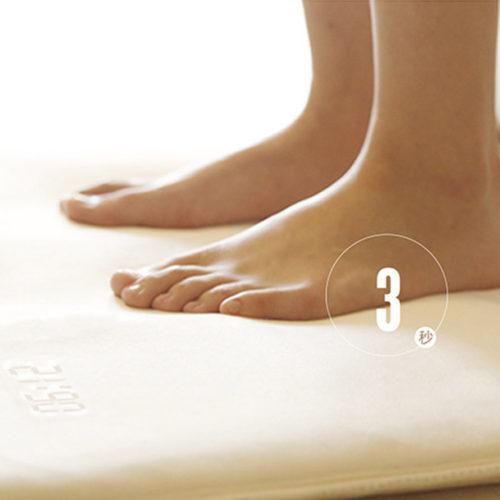 Будильник коврик (для отключения будильника достаточно постоять на нём несколько секунд)