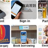 NFC-метки стикеры