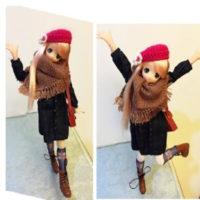 Подставка для BJD кукол
