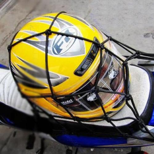 Сетка для крепления шлема мотоцикла