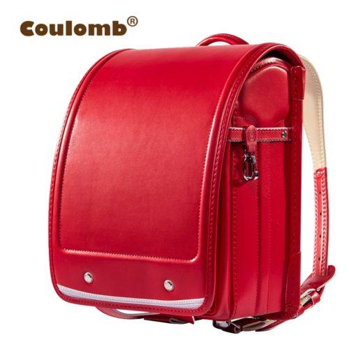 Coulomb детский школьный ортопедический рюкзак для мальчиков и девочек