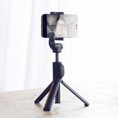 Монопод-штатив-трипод Xiaomi Mi Tripod Selfie Stick Bluetooth для телефона