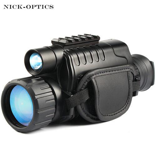 Монокуляр ночного видения для охоты