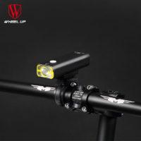 Wheel up аккумуляторный водонепроницаемый велофонарь с 5 режимами 2500 mAh