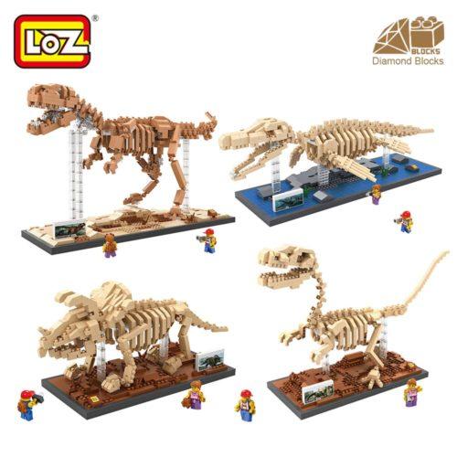 LOZ Конструктор Динозавры