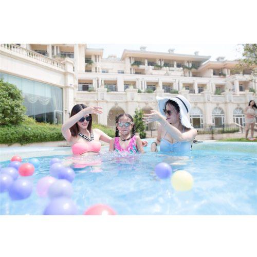 INTEX надувной бассейн для всей семьи 244 х 76 см