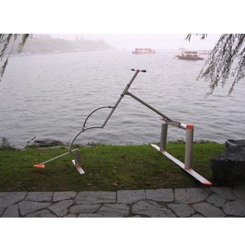 Ручной водный скутер-самокат для взрослых