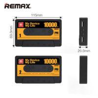 Power bank портативное зарядное устройство аккумулятор на 4000/10000 мАч в виде кассеты
