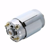Двигатели rs550 для шуруповертов до 30000 оборотов 12В 16,В 21В
