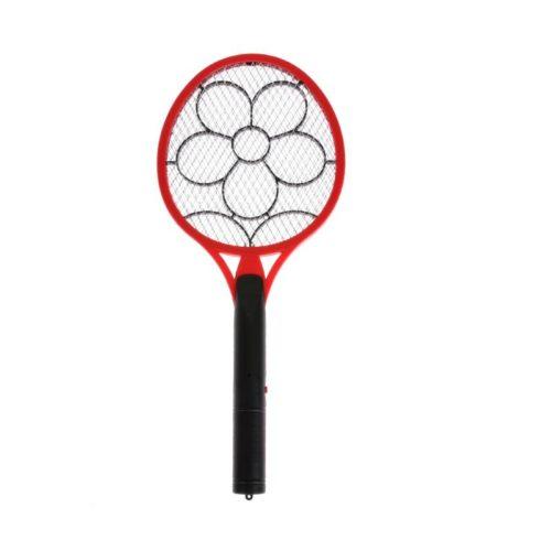 Электрическая мухобойка ракетка на батарейках