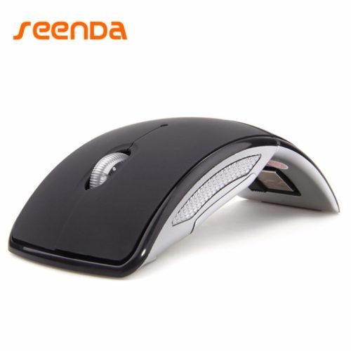 SeenDa беспроводная складная компьютерная мышь