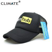 Мужская кепка с надписью PornHub