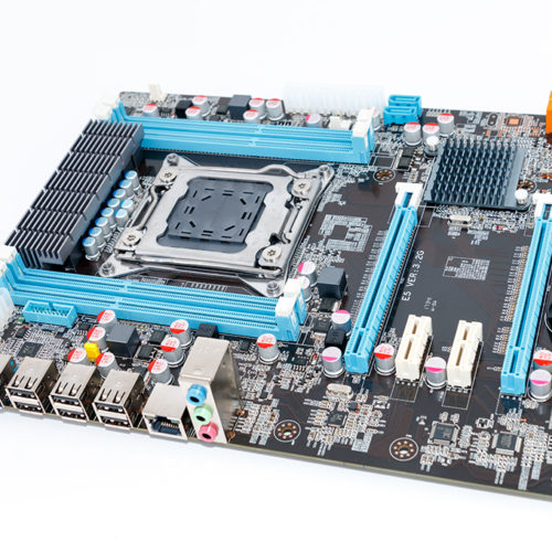 OEM X79 E5 материнская плата LGA 2011