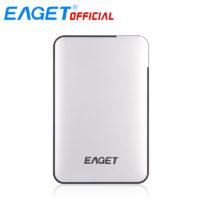 Внешний жесткий диск EAGET в противоударном корпусе 500 ГБ / 1 ТБ / 2 ТБ