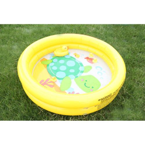 Детский надувной мини бассейн 61х15 см