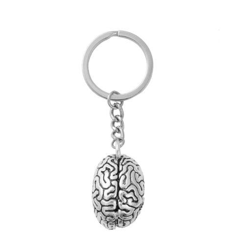Брелок для ключей Мозг