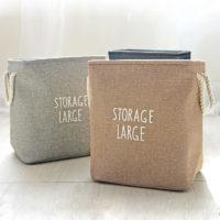 Подборка корзин для белья на Алиэкспресс - место 5 - фото 1