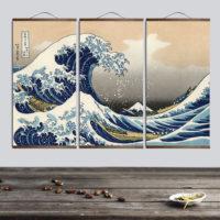 Товары с картиной Большая волна в Канагаве с Алиэкспресс - место 4 - фото 1