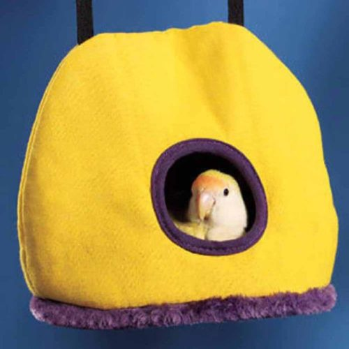 Домик гнездо для попугаев