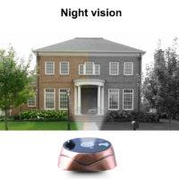 Видеоглазок ночного видения с ЖК дисплеем