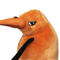Мягкая игрушка птица из мема Так, блэт