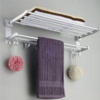 Вешалки для полотенец в ванную комнату на Алиэкспресс - место 2 - фото 5