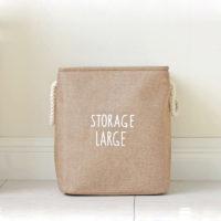 Подборка корзин для белья на Алиэкспресс - место 5 - фото 3