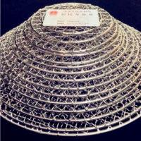 Сетка для гриля и барбекю круглой формы разного диаметра