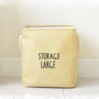 Подборка корзин для белья на Алиэкспресс - место 5 - фото 2