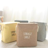 Подборка корзин для белья на Алиэкспресс - место 5 - фото 6
