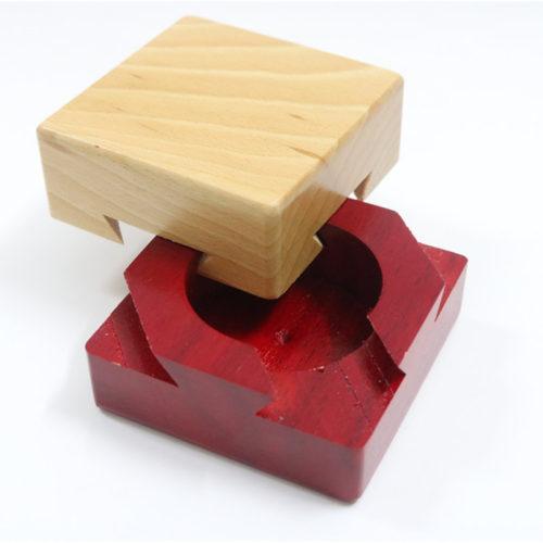 Деревянная коробочка головоломка шкатулка с секретом