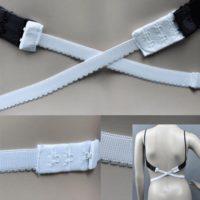 Ремешки для бюстгальтера для платья с открытой спиной