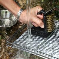 Щётка для очистки мангала
