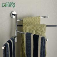 Вешалки для полотенец в ванную комнату на Алиэкспресс - место 5 - фото 1