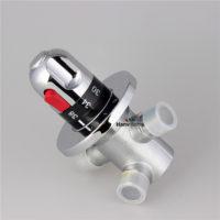 Dn15 (G1/2) Латунный термостатический смесительный клапан