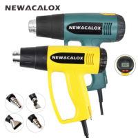 Строительный фен Newacalox 2000 Вт 220 В