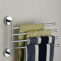 Вешалки для полотенец в ванную комнату на Алиэкспресс - место 5 - фото 6