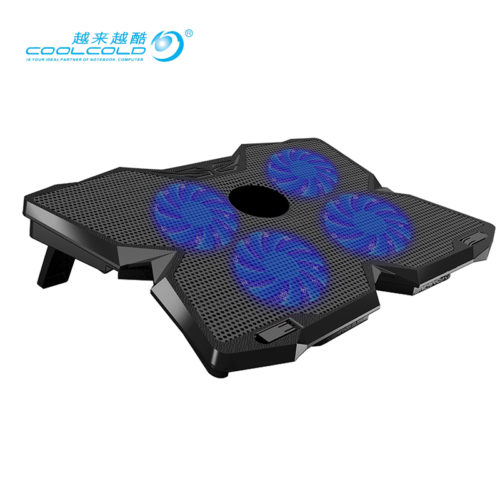 COOLCOLD Охлаждающая USB подставка кулер с вентиляторами для ноутбука