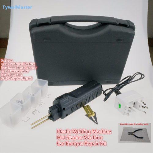 Горячий степлер для пластика