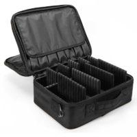 Профессиональная водонепроницаемая сумка для косметики для работы визажиста или мастера ногтевого сервиса