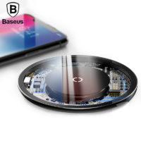 Беспроводное зарядное устройство Baseus с необычным дизайном