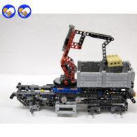 Конструктор Тягач-вездеход Decool 3331 (аналог LEGO Technic 8273) 805 деталей
