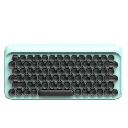 LOFREE Беспроводная механическая Bluetooth клавиатура с круглыми клавишами и подсветкой