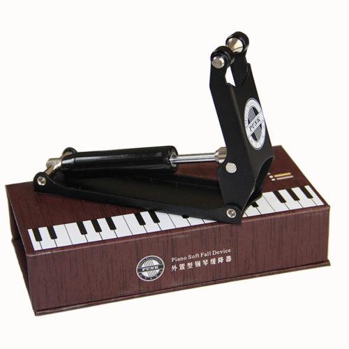 Гидравлическое устройство для плавного поднятия/опускания крышки пианино